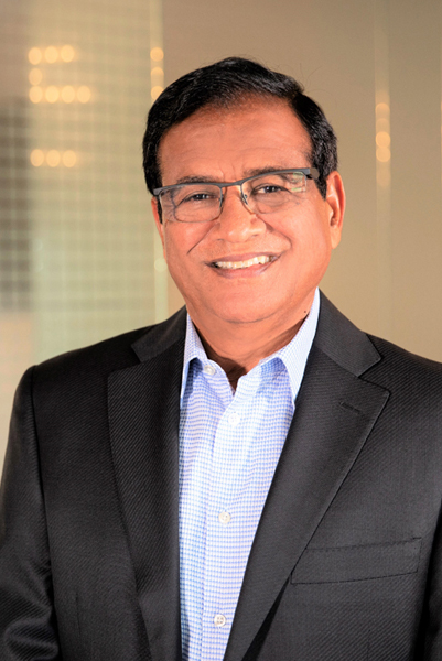 Mr. Ishwar Naran - President & CEO