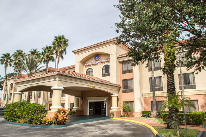 Comfort Suites UCF Area