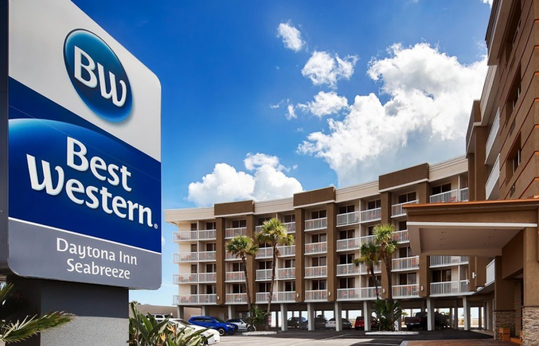 Best Western Daytona Inn Seabreeze